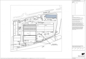 Choose Ludlow Engineering When You Need a Siteplan