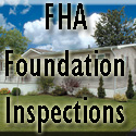 fha foundation inspection
