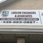 front sign 150x150 - Land Surveys In Utah